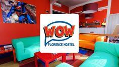 Wow Florence Hostel è uno degli #ostelli più cool di #Firenze!
