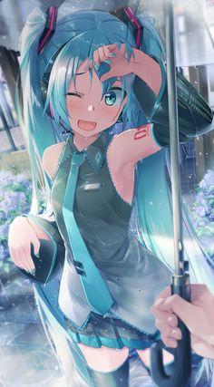 Anime Girl Hot, All Anime, Anime Art Girl, Anime Manga, Anime Girls, Miku Chan, Mikuo, Anime Style, Yandere