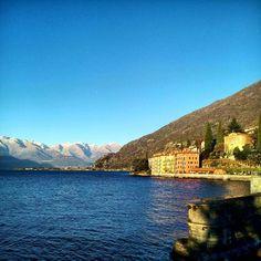Su quel ramo del lago di Como che volge a mezzogiorno...