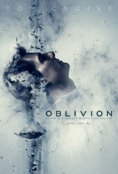 Oblivion by Dang Nguyen, via Behance #poster #Movie #graphic