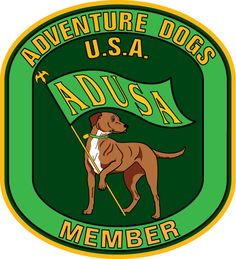 Adventure Dogs USA Member Patch