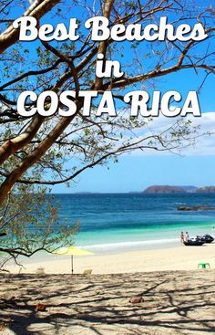 The 10 best and most beautiful beaches in Costa Rica http://mytanfeet.com/costa-rica-beach-information/best-beaches-in-costa-rica/ - empfohlen von First Class and More