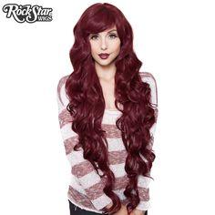 RockStar Wigs® <br> Godiva™ Collection - Burgundy -00181