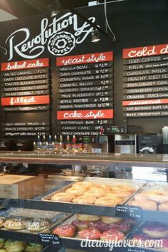 Revolution Doughnuts - Decatur, GA