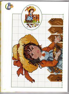 Cross stitch *<3* Gráficos Ponto Cruz