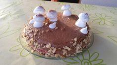 Meine herbstliche Waldtorte Cake, Desserts, Food, Pies, Diy, Tailgate Desserts, Deserts, Kuchen, Essen