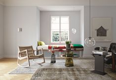 BELL TABLE COPPER High side table by ClassiCon design Sebastian Herkner