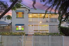 Brisbane City, Queenslander, Australian Homes, Property For Sale, Real Estate, Cottage, Architecture, Houses, Outdoor Decor