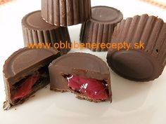 Pralinky Christmas Sweets, Christmas Baking, Czech Recipes, Holiday Cookies, Mini Cakes, Good Mood, Cooking Recipes, Candy, Chocolate