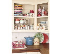 pretty little #kitchen corner