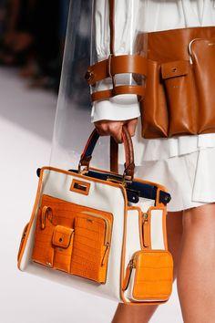 acae29cfaadd Fendi Spring Summer 2019 Ready To Wear-ready Woman Vogue Runway Bag Trend -  Read