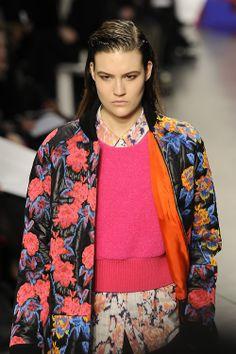 #women #fashion #clothing #trend #style #inspiration #flowers #print #pattern