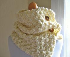 PATRÓN de capucha con botones - PDF - Huck Finn Style - nivel principiante - uso Personal solamente del knit