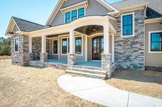 Exterior Paint Colors For House, House Colors, Exterior Colors, Color Combinations Home, Modular Home Plans, Home Addition Plans, Architectural House Plans, American Houses, My House Plans