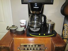 1000+ images about Coffee Spill Tray Deck on Pinterest Break Room, Coffee Maker and The Coffee