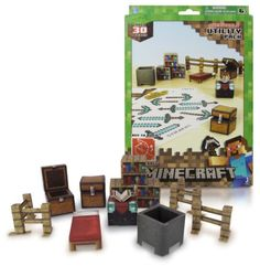 Black Friday 2014 Overworld Utility Pack: Minecraft Papercraft Kit Series from Unknown Cyber Monday