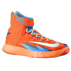 NIKE ZOOM HYPER REV ORANGE/BLUE