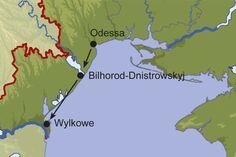 Voyage nature et circuit villes: Odessa, Belgorod Dnistrovski, Vylkove (Vilkovo), delta du Danube, 8 jours, voyage individuel