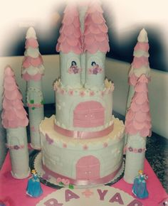 schloss torte