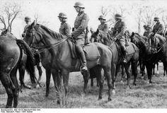 1941, Russie, Cavaliers de la Waffen-SS | por ww2gallery