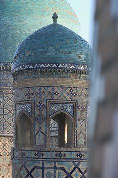 Samarkand - The Registan