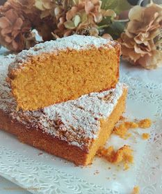 Plum -Cake con cocco e carote...