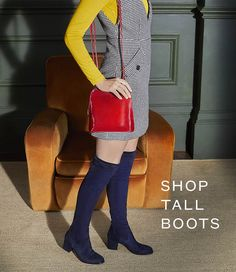 d1afa794922 Carl Scarpa · SHOP · Alegria Black Knee-High Leather Boots