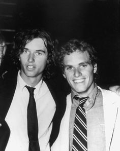 Bobby Kennedy Jr. and Joe Kennedy II