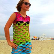 HOME DZINE   How to make your own clothing and fashion accessories