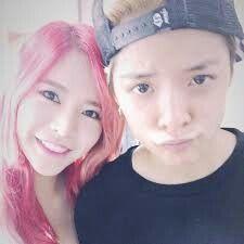 Amber & Sunny