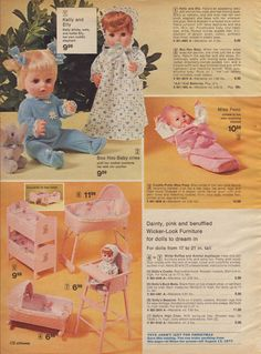 Kelly and Elly doll.  My biggest Christmas wish of the 1970's