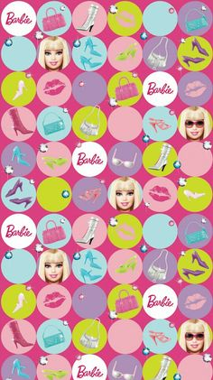 Barbie iPhone wallpaper iPhone Pinterest Barbie