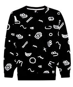 Lazy Oaf | Lazy Oaf Bits N Bobs Sweatshirt