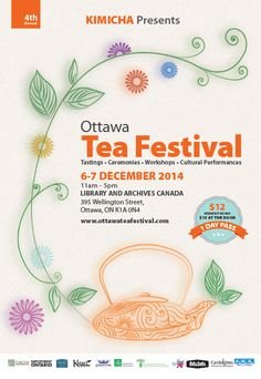 Things To Do with the Kids in Ottawa and at Home: Tea Festival and Children's Tea Party