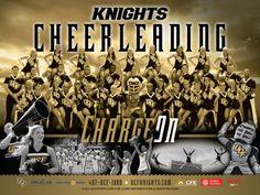 2013-14 UCF Cheerleading Poster