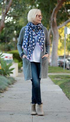 Pantaloni moderni pentru doamnele 50+. O șoaptă a eleganței! - Perfect Ask