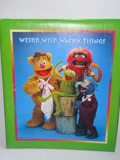 Muppets Scrapbook