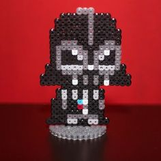The Lighter Side of the Force: 22 Perler Bead Star Wars Characters | 18 of 22