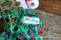 Awesome Blossom Cloth Diaper Review and Giveaway