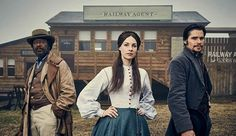 British TV Series Worth Binge Watching (& 2 Australian Period Dramas) 5 British TV Series to Binge Watch - British TV Series to Binge Watch - Jericho Netflix Shows To Watch, Tv Series To Watch, Period Drama Series, Period Dramas, Netflix Movies, Movie Tv, Movies Showing, Movies And Tv Shows, Period Movies