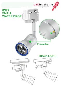 led track lighting systems