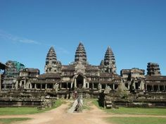 #BayonTemple, #SiemReap #Cambodia Start your #discovery into the #FarEast with #Steppes #SteppesTravel http://www.steppestravel...