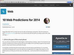 2014年これからのウェブ制作業界の流れ、伸びる職種、ウェブデザインのトレンドなどのまとめ