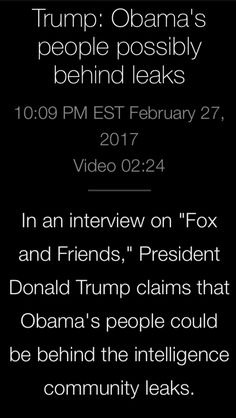 This is as funny as it is sickening. Of course anything that goes wrong in that Dysfunctional, Chaotic White House is the Black Guys fault!! He's Gone People!! President Obama and no one else has to lift a finger to make Trump and his Circus of Liars, Crooks and Thieves look bad!! They've  done a Bang Up job all by themselves!!! #barrakobamamypresident