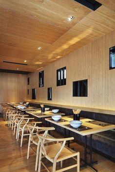 Noodle House, 2015 - GOLUCCI INTERNATIONAL DESIGN