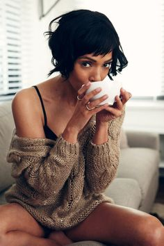 Tamara Taylor Photoshoot With Brian Higbee