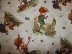 Babies on pinterest sofia the first fishing and fish for Little boy fabric