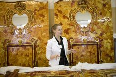 Visit Amber Room Workshops, Catherine Palace | Russia Tours | Exeter International