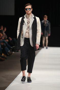 Runway / Show / Fashion Design / by Jill Kramer/Design Department / 2014 / Düsseldorf