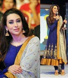 Fashion: Karishma Kapoor in Bollywood Designer Outfits 2013